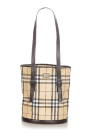 Pre-owned Canvas Tote Bag Fabric Canvas