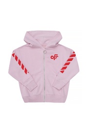 Off Rounded Hoodie