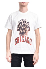 T-shirt chicago player 2 on front and logo number
