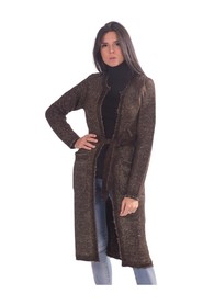 Laminated Cardigan F320WT8004K06801