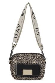 Finest Weave Cross Body Bag