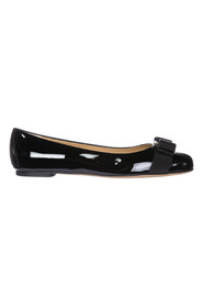 Leather ballet flats ballerinas  varina