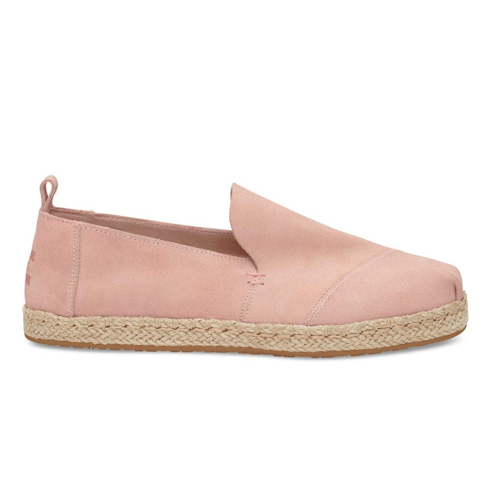 Rosa Toms Deconstructed Alpargata Loafer