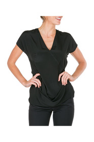women's top short sleeve