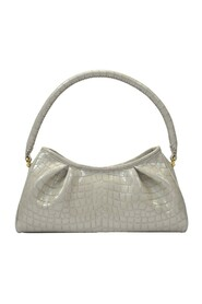 Dimple Bag in Croco Leather