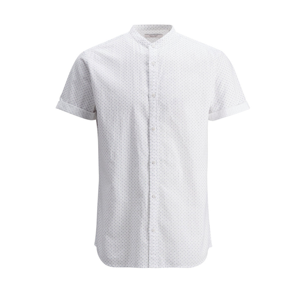Short sleeved shirt Cotton-linen