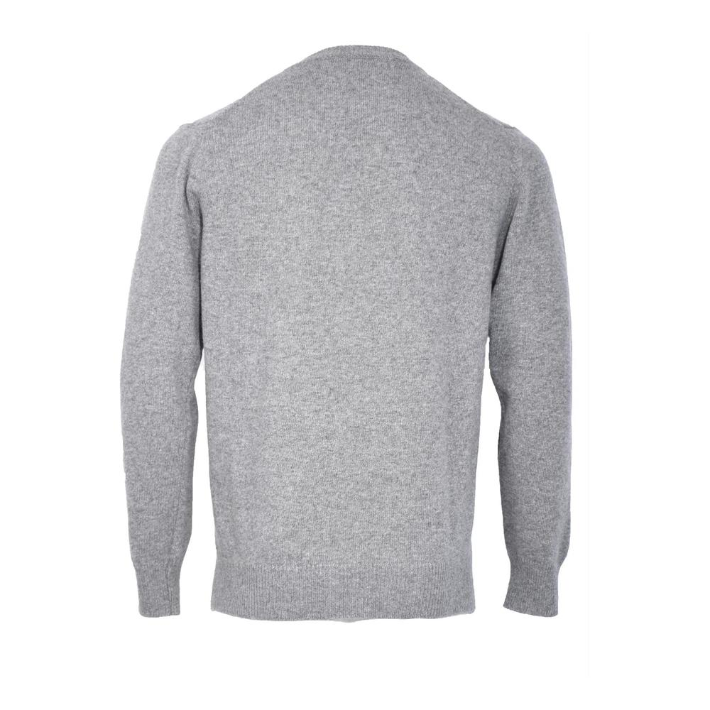 Grijs Sweatshirt WHSK1M | MC2 Saint Barth | Truien | Heren winter kleren