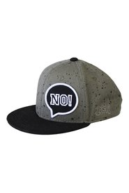 Lucky No.7 - NO! Cap - Green