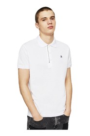 DIESEL 00SJ6N 0CATI T-HART POLO Men WHITE
