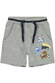 Mini Nmmpawpatrol Reggie Unb Sweat Shorts Lic Shorts