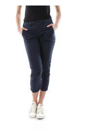 40WEFT MELITA 4271 PANTS Women Blue