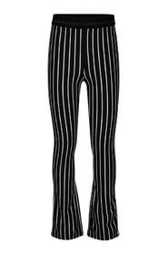 gestreepte flair broek Striped - 116