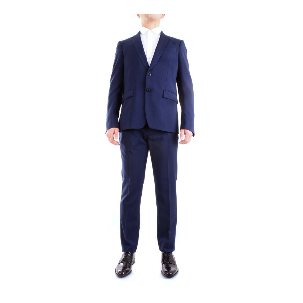 Gh single-breasted suit Mauro Grifoni