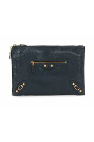 Pre-owned Motocross Giant 12 Clutch Bag in lambskin leather