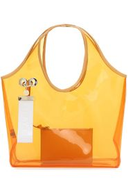 Oransje See By Chloé Jay Shopping Bag