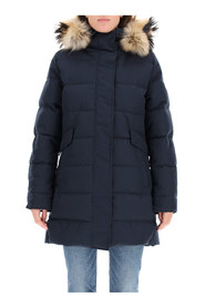 grenoble parka with fur