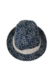 Bow Cotton Trilby Capello
