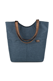 ZWEI OLLI shopper denim