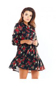 Sukienka mini A326