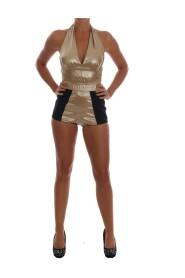 Silk Stretch Romper Body