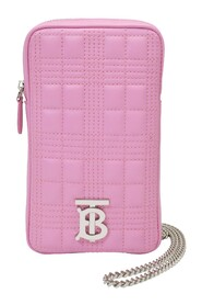 Lola Quilted Pouch Bag