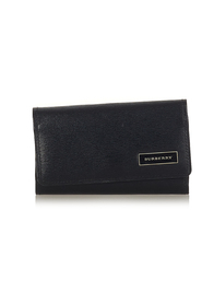 Pre-owned Key Holder Leather
