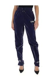 Tapered sports trousers