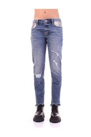 M1SASHA-CA Regular jeans