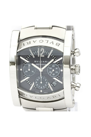 Pre-owned Bvlgari Assioma Automatic Stainless Steel