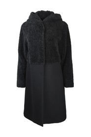 Dalida Teddy Fur Coat