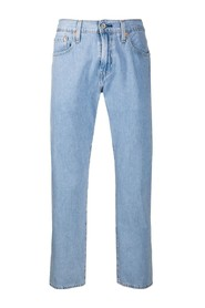 502 mid-rise model jeans