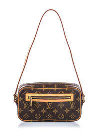 Monogram Pochette Cite Canvas