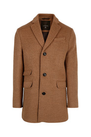 Brun Riccovero Howard Coat Jakke
