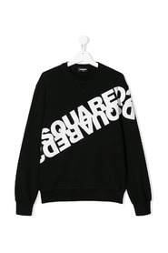 MIRROR LOGO SWEATSHIRT