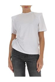 structured cut-out top
