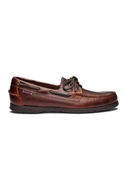Docksides Endeavor Waxed Leather Shoes