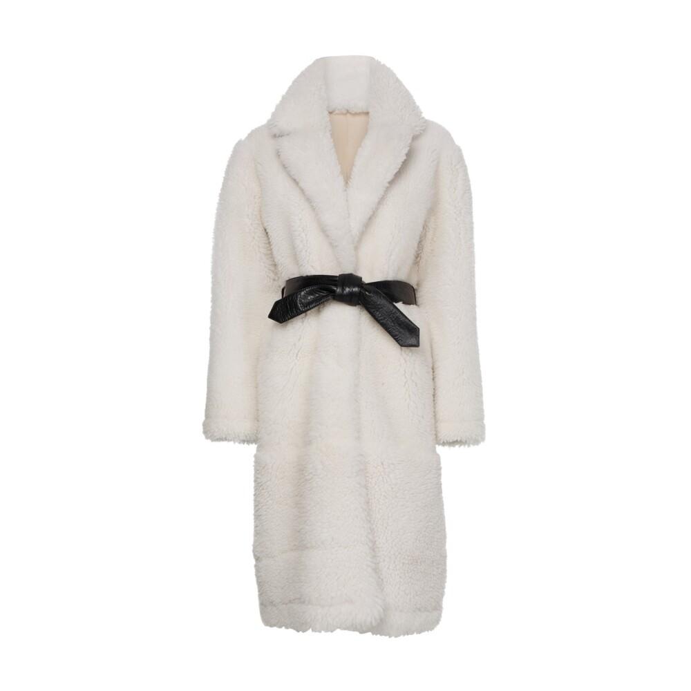 Melatti Shearling Coat