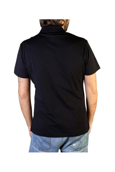Versace Jeans Couture Black POLO  B3GTB7P7_36610 Polo's - Zwart