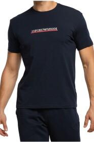 Tee shirt à gros logo