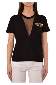 ROUNDNECK T-SHIRT JEANS COUTURE