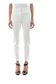 PINKO BELLO 66 PANTS Women White