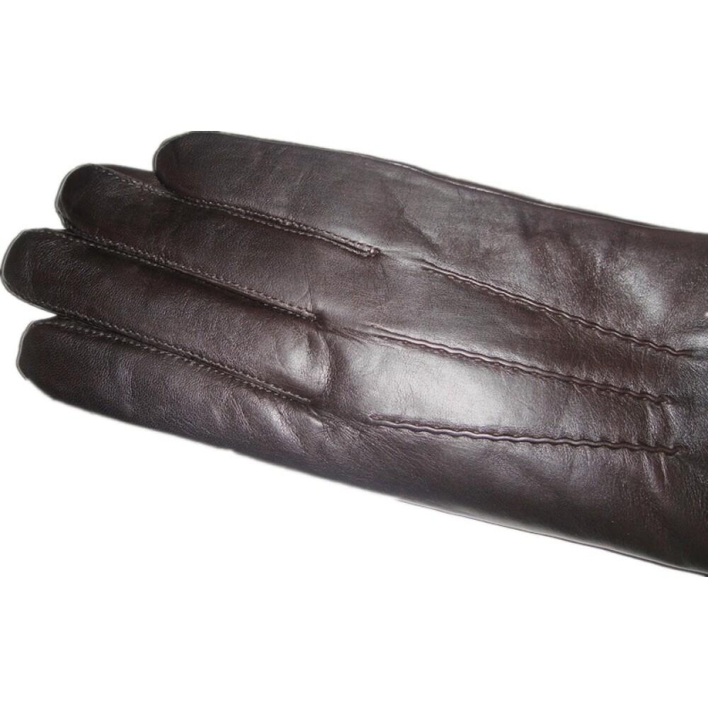 Handskbutiken Brun Lammpälshandskar Handskbutiken