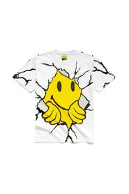 T-Shirt Smiley Dry Wall