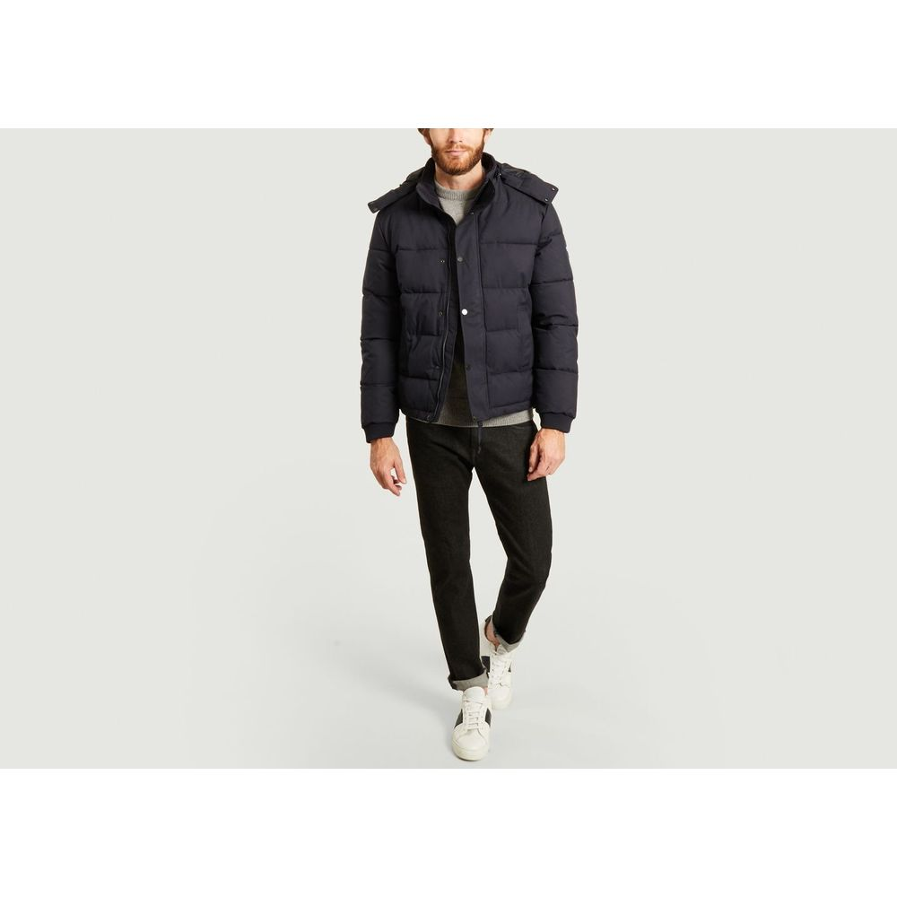 Aigle Blue Mortor jacket Aigle