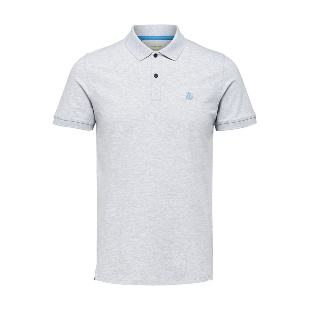 Aro Embroidery Polo