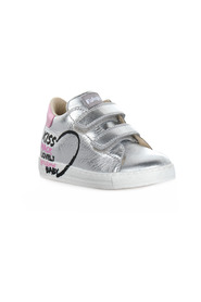 SNEAKERS BELBY ARGENTO