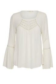 CREAM JOLENE BLOUSE