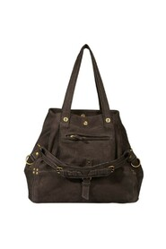 Billy M bullock leather bag