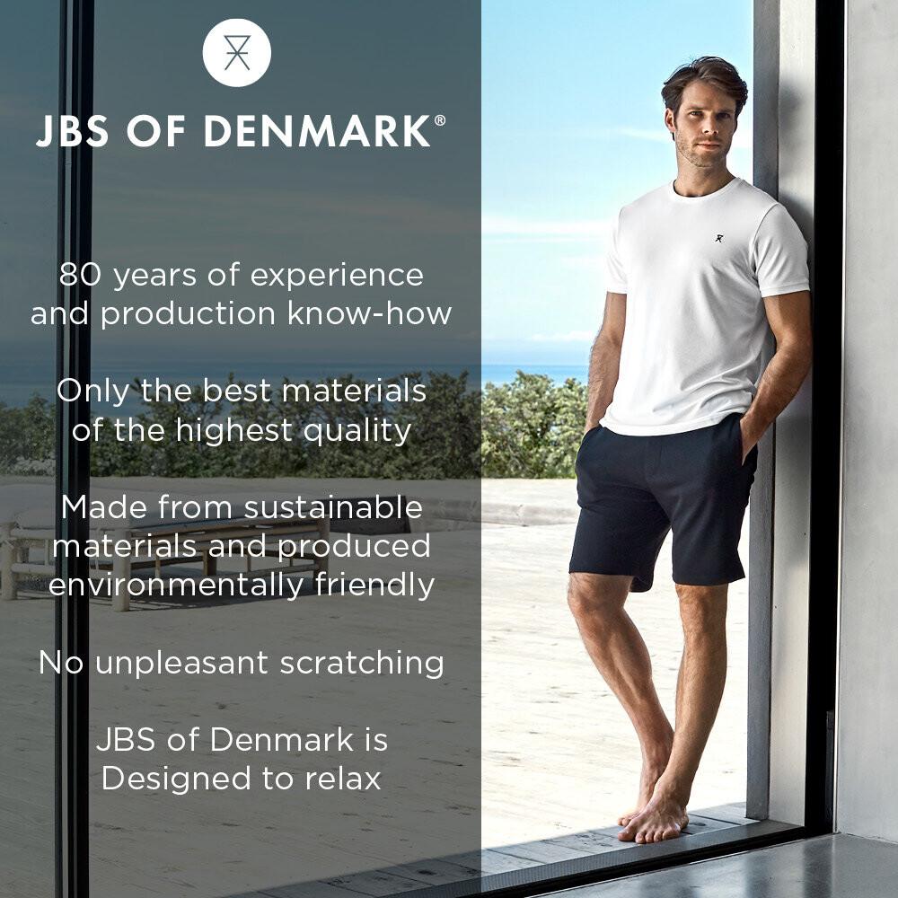 MarineBlue  of Denmark hoodie bamboo | JBS | Bluzy z kapturem - Najnowsza zniżka JKKRg
