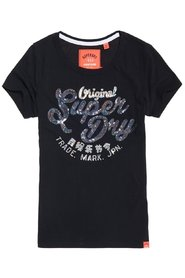 Lady New Original Sequin Entry T-shirt